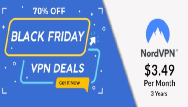 Nord VPN Black Friday Deals 2019
